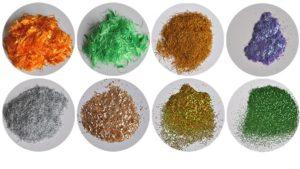 Ингредиенты для изготовления обоев