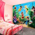 Фотообои феи в комнату девочки