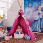 Фотообои принцессы в комнату для маленькой девочки
