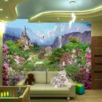 Фотообои природа в детскую комнату девочки