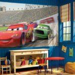 Фотообои тачки для детской комнаты для мальчика