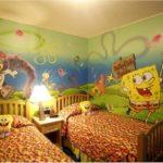 фотообои для детской комнаты разнополых детей