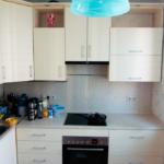 светлые обои для кухни