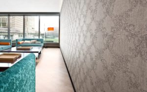 Тканевые (текстильные) обои для стен